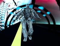 Futuristic Robot-Origenal