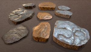 rock plates ready model
