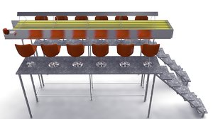 3D product inspection food processing