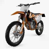 ktm 450 sx-f model