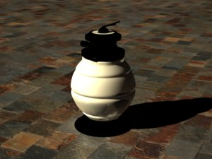filtro arena piscinas 3D model