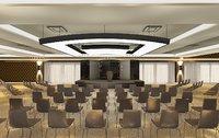 3D model hotel conference
