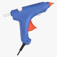3D glue gun
