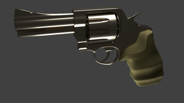3D gun smith wesson