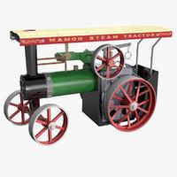 mamod steam 3D