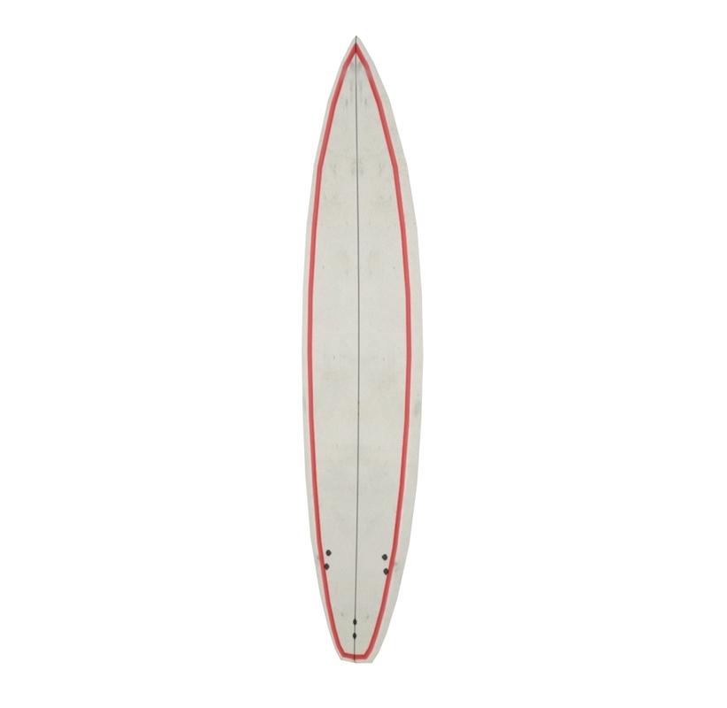 3D surfboard 12