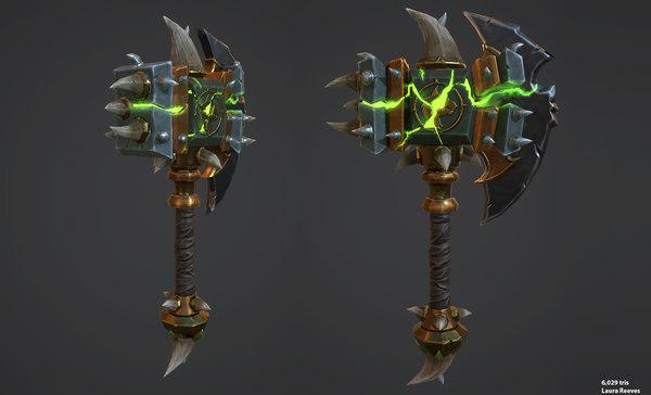 hellhammer hammer 3D
