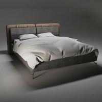 Interia bed Silence