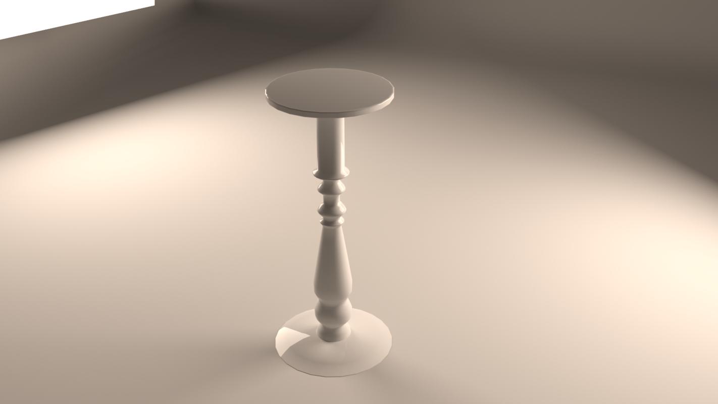 flower stand 3D