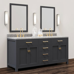vanity hardware 3D model