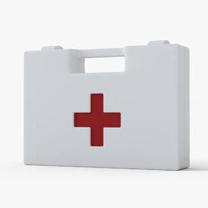 3D emergency aid kit