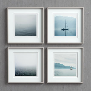 3D picture frames set