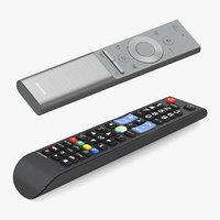 samsung tv remote controls 3D