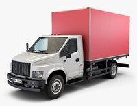 Generic Truck Box v 2