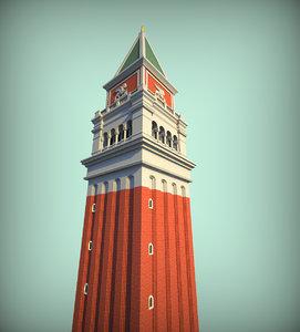 s marco campanile model