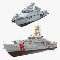 Patrol or Guard Ships Collection