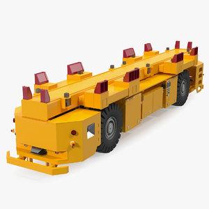 container agv kalmar 3D model