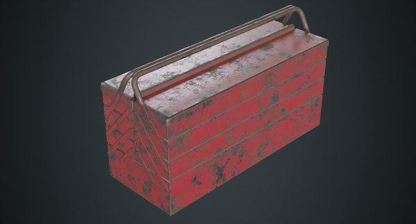 3D toolbox 1b model