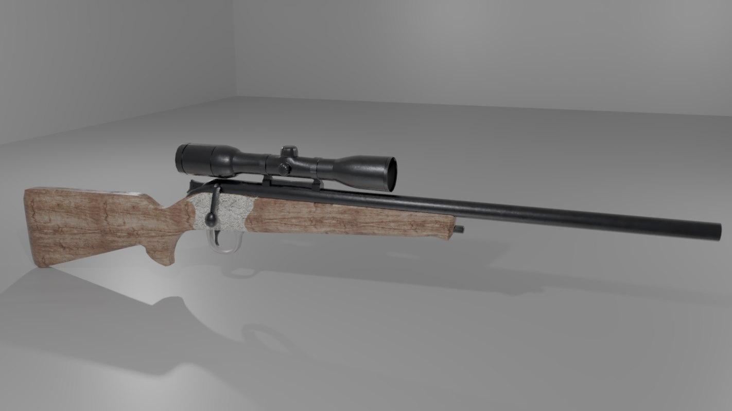 3D model blaser r93