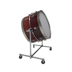 3D bass orchestra drum