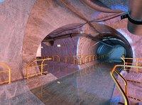 Sci-fi Tunnel Scene