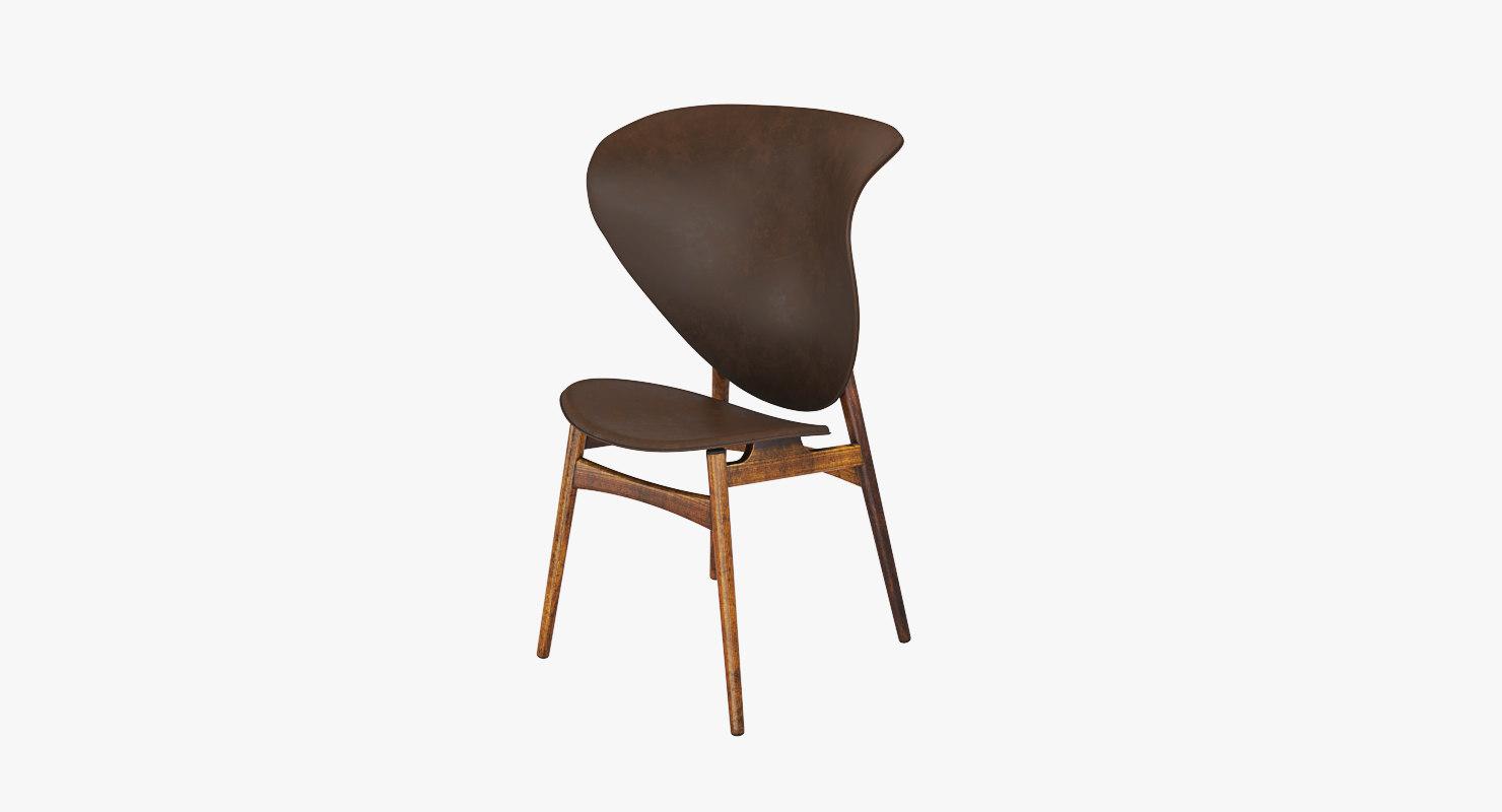 chair v2 3D model