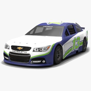 germain racing nascar ty model