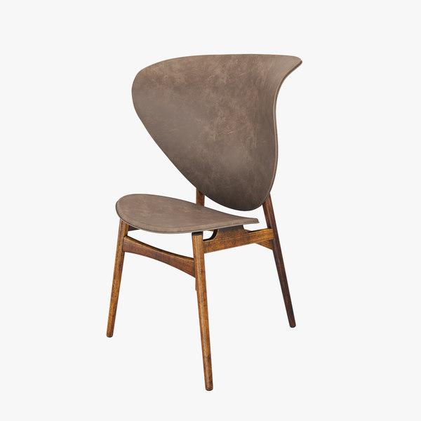 3D chair v3 model