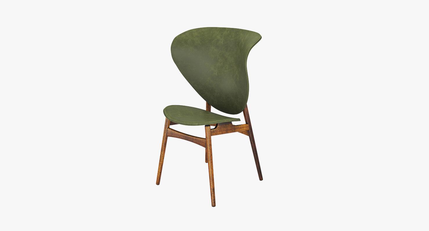 chair v4 3D model