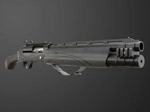 tactical shotgun model