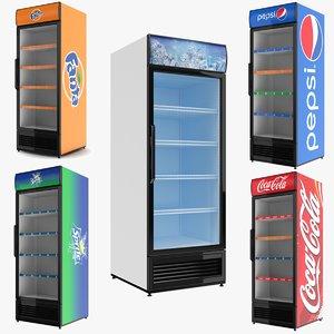 3D model beverage cooler