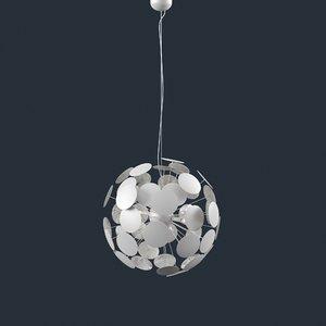 design lamp white 3D