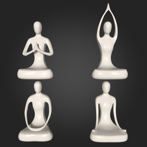 3D abstract meditation