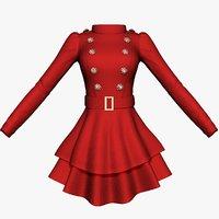 Long Sleeve Womens Dress