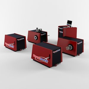 3D dynamometer auto service