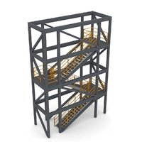 Modular Stair Tower 1
