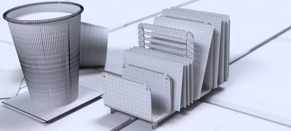 3D coffee holder model