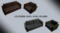 ready sofa chairs model