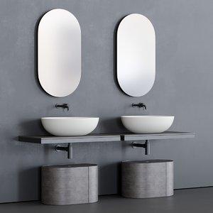 3D vanity multiplo