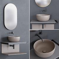 vanity multiplo 3D model