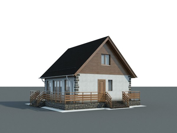 house home cottage model