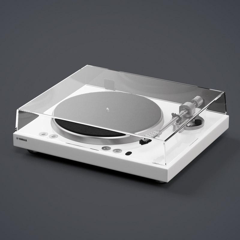 3D yamaha musiccast vinyl 500