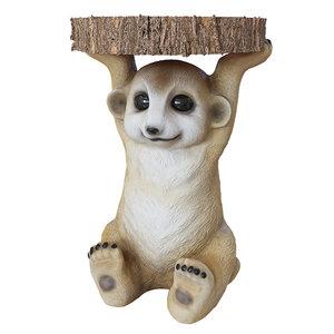 table animal mini mongoose 3D model
