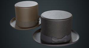 3D hat 2a