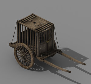 official - transportation cage model