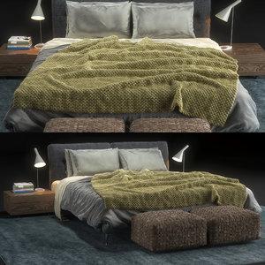 3D bed flexform adda