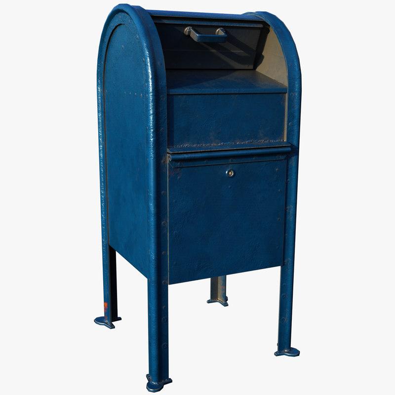 mailbox mail box model
