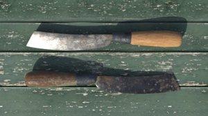 knives model