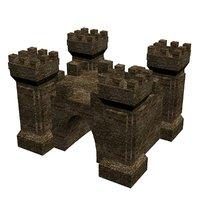 Medieval gate 1