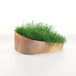 3D planterworx dune 2